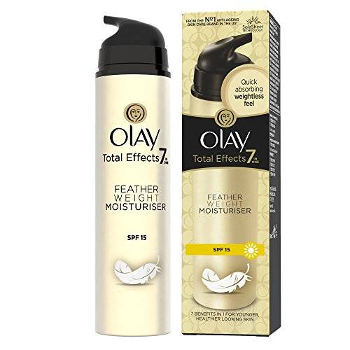 Olay Total Effects Crema Hidratante Antiarrugas 7 en 1 SPF 15 - 50ml
