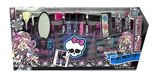 Monster Cable Markwins Monster High Monsters Somos Maquillaje Cinturn, Paquete 1er (1 x 1 pieza)