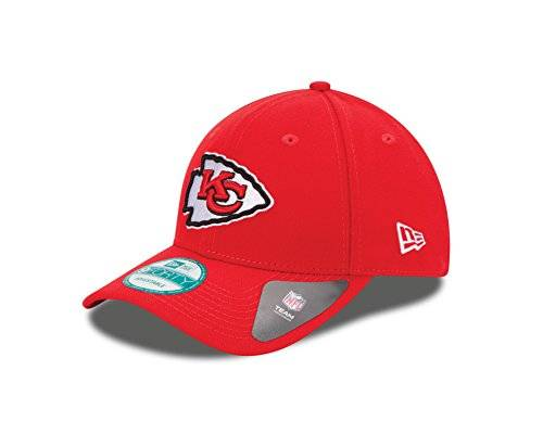 A NEW ERA New Era The League Kansas City Chiefs Team - Gorra para hombre, multicolor, talla OSFA