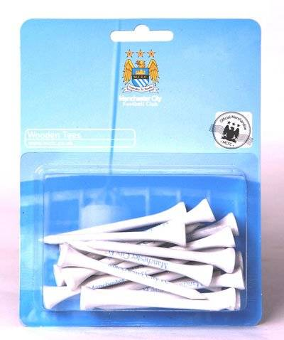 Manchester City F.C. Wooden Tees