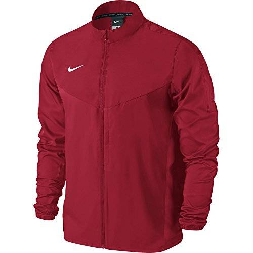 Nike Jacket Team Performance Shield Chaqueta, Hombre, Rojo/Blanco (University Red/White), 2XL
