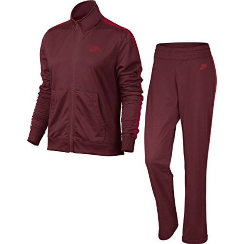 Nike 830345-677_XS - Chandal para mujer, color Rojo (Team Red/University Red/University Red), talla M