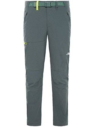 The North Face M Speedlight Pantaln Largo, Hombre, Verde (Spruce Green), 30
