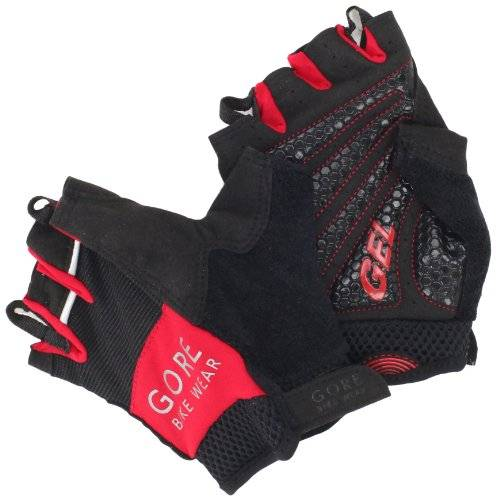 Gore Bike Wear Countdown 2.0 Summer - Guantes de ciclismo para hombre, color negro, talla 10