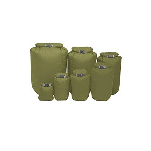 EXPED doblez Drybags Olive - XL - 22 litros