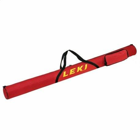 Leki - Trainer Pole Bag Small 2 pairs, color red