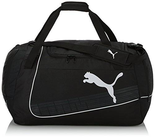 Puma bolsa de deporte Evopower Large Bag, Black/White, 73 x 31 x cm 34.5, 79 Liter, 073874 01