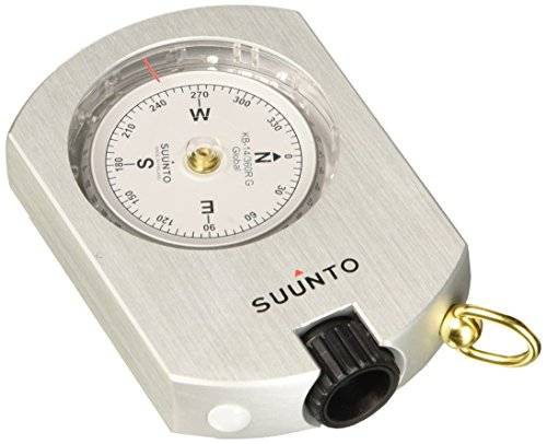 Suunto Kb-14/360R G Compass - Brjulas de mano de alta precisin, color blanco