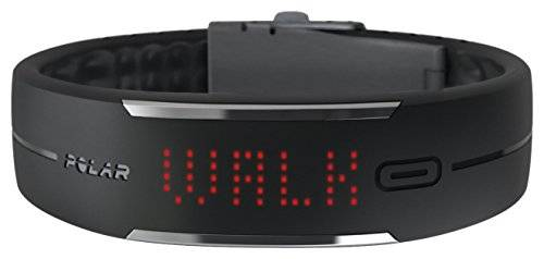 Polar Loop 90049499 Color negro- Pulsera de actividad, monitor de ritmo car