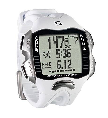 Sigma RC Move White Basic - Reloj pulsmetro, no incluye banda torcica , color blanco
