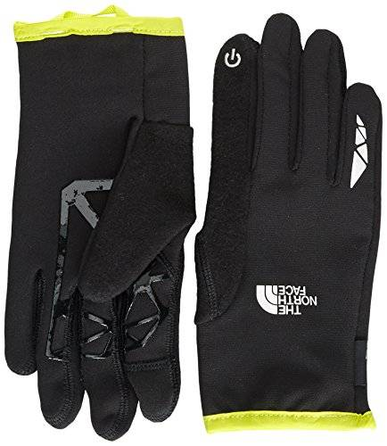 The North Face Runners 2 Etip Glove - Guantes  unisex, color negro, talla XL