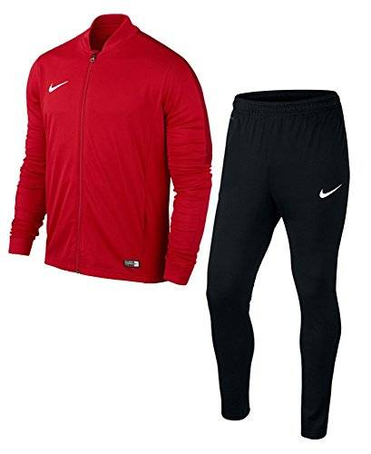 Nike Academy16 Yth Knt Tracksuit 2, Chandal Infantil, Multicolor (Rojo/Negro/Blanco), L