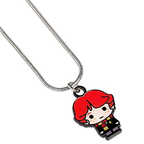 Carat Shop, The Harry Potter Cutie Collection Necklace & Charm Ron Weasley (silver plated) Carat