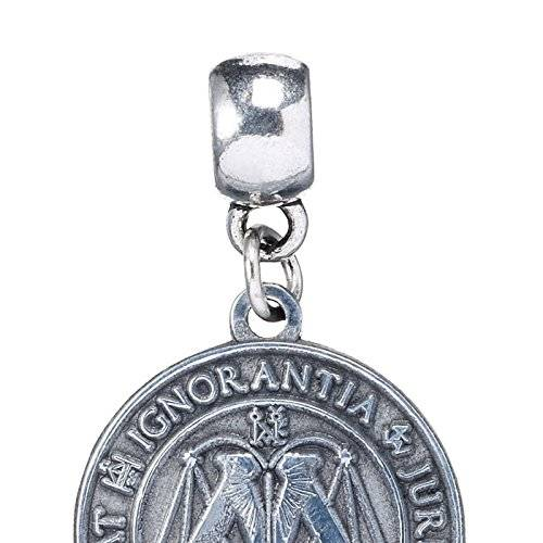 The Carat Shop Harry Potter Colgante Ministry of Magic (plateado)