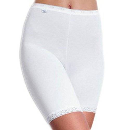 Sloggi Basic Long Mujer 6 Pack Color Blanco (54)