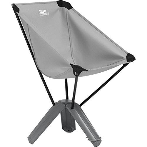 THERMAREST TREO CAMPING CHAIR (SMOKED PEARL)