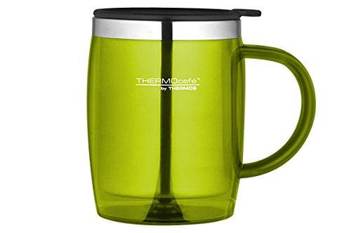 Thermos termo y cafetera Desk Mug, Lime, 450 ml, 103001,0