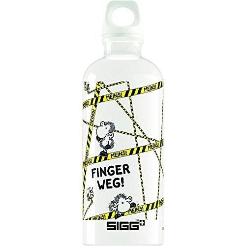 Sigg Sheepworld Finger weg. Botella 0,6L 8588.90