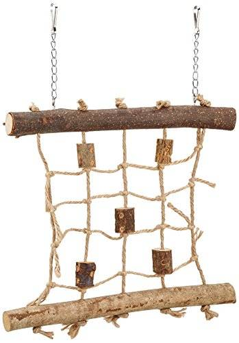 Trixie Natural Living cuerda escalada pared, 27x 24cm