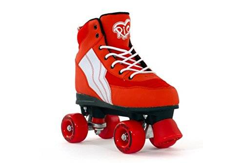 Rio Roller Pure Childrens Patines, Unisex Adulto, Rojo / (Red / White), M 56-57cm