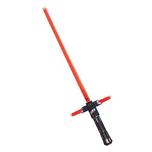 Hasbro Star Wars Episode VII Ultimate FX Lightsaber 2015 Kylo Ren Exclusive Hasbro toys