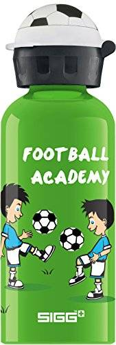 Sigg Trinkflasche Football Academy - Frasco, color multicolor (grn / bunt), talla one size