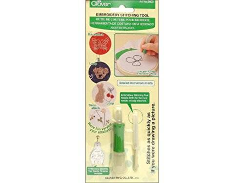 Clover Embroidery Stitching Tool-