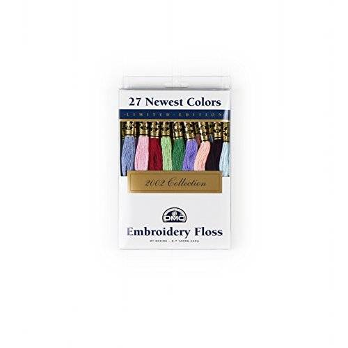 DMC Embroidery Floss Pack 8.7yd-Limited Edition 27/Pkg