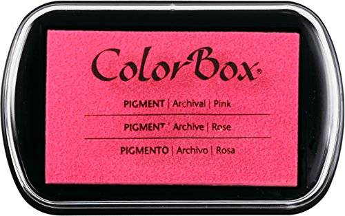 Clear Snap Clearsnap Colorbox Pigment Ink pad-pink
