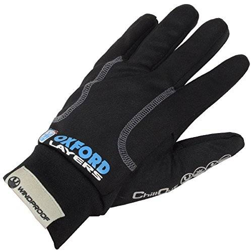 Oxford LA401 - Oxford Chillout 2014 Windproof Motorcycle Gloves M