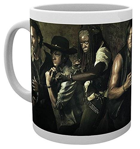 Gb Posters GB eye, The Walking Dead, Taza