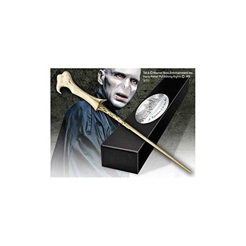 Noble Collection Replica Varita Harry Potter: Lord Voldemort