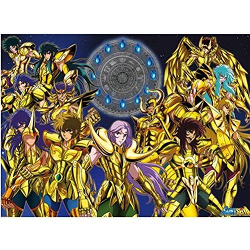 AbyStyle - Poster - Saint Seiya