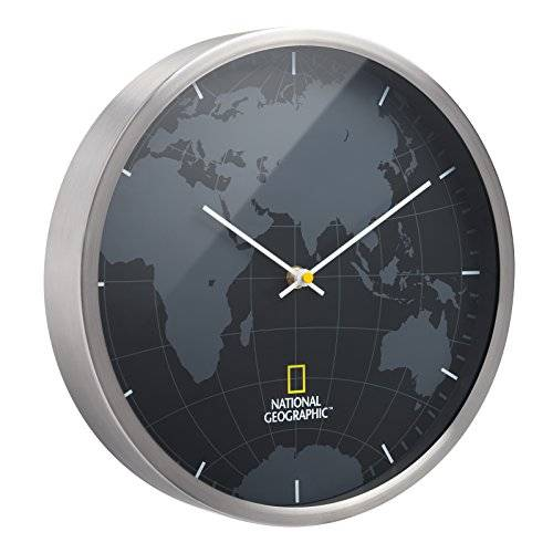 National Geographic Reloj de Pared de 30 cm National Geographic