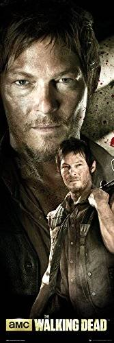 Nosoloposters GB eye LTD, The Walking Dead, Daryl, Poster Puerta, 53 x 158 cm