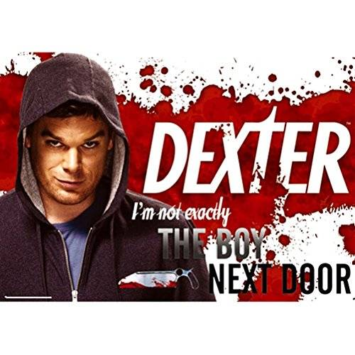 AbyStyle - Poster - Dexter