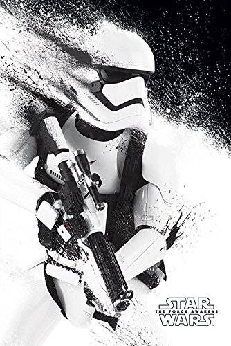 Pyramid Star Wars Episode VII Set de 5 Pósteres Stormtrooper Paint 61 x 91 cm (5)