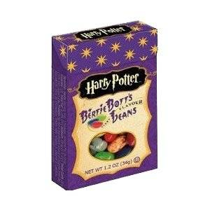 confectionery Harry Potter Bertie Bott's Every Flavour Jelly Belly Beans 1.2 OZ (34g)