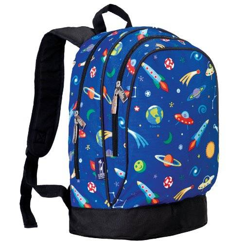 Wildkin Olive Kids Out of This World Sidekick Backpack