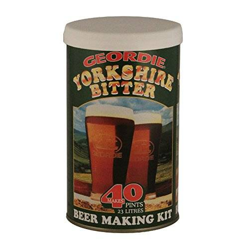 Geordie Beer Kits Geordie-kits de cerveza Geordie Yorkshire amargo Home Brew Kit
