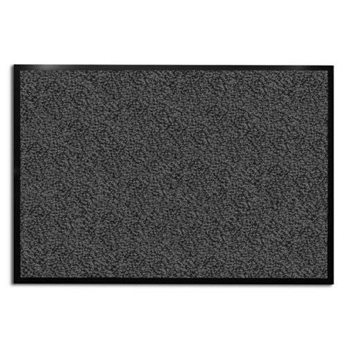 etm? Dirt Trapper Mat SKY   15 Sizes Available   Anthracite/Mottled - 90x150cm