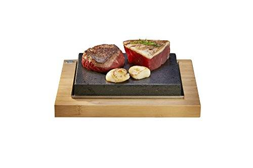 The Steak on the Stone Company Ltd The SteakStones Sizzling Steak Plate