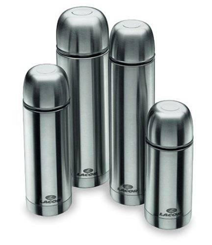 Lacor 62441 - Recipiente termo 0,35 lt.inox.18/10