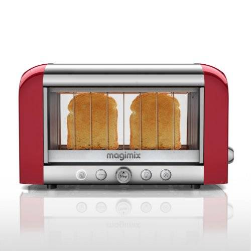 Magimix Le Toaster Vision Rosso