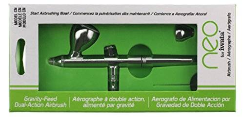Iwata Neo for Iwata CN gravity feed airbrush - 5 Year warranty