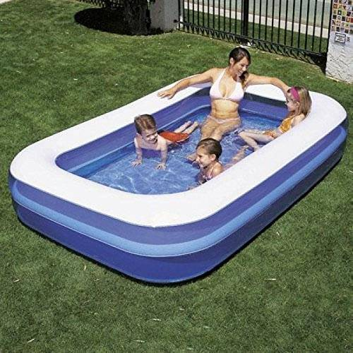 Bestway Piscina Inflable Rectangular 262x175x51cm