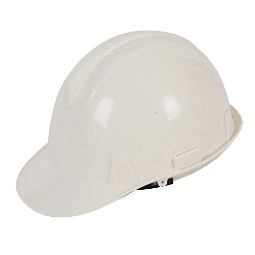 Silverline Tools Silverline 868532 - Casco de seguridad (Blanco)