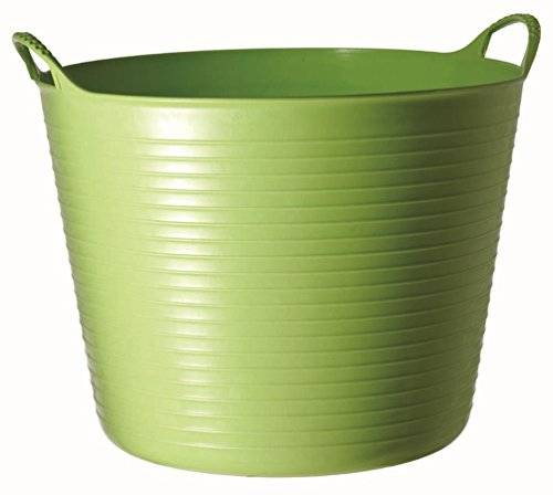 Decco Ltd Tubtrugs Cubo Flexible, Verde, 39x39x30 cm, SP26PST