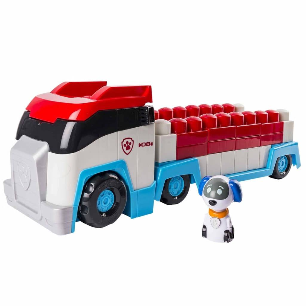 Spin Master Set 38 bloques Patrulla Canina Ionix Paw Patroller 6028697