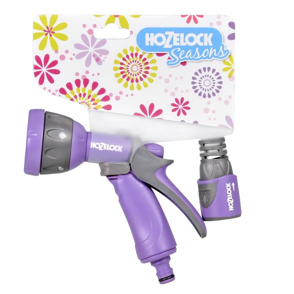 Hozelock Juego de Pistola Multi Spray Seasons (Morado)